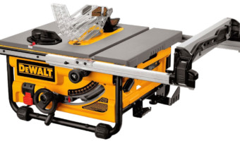 DEWALT DWE7480 Dado Table Saw Review | Dimensions & Accessories
