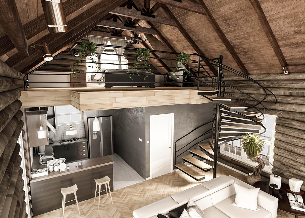 Interior & Exterior Finishing