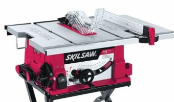 SKIL 3410-02 10-Inch Table Saw Review | Manual & Accessories