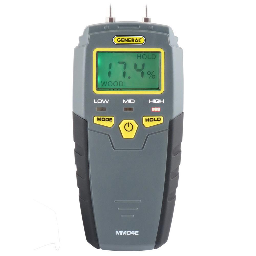 The Moisture Meter