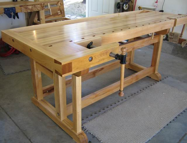 The Work Bench