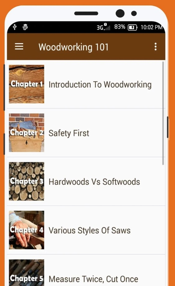 Woodworking 101 – Woodwork Lessons