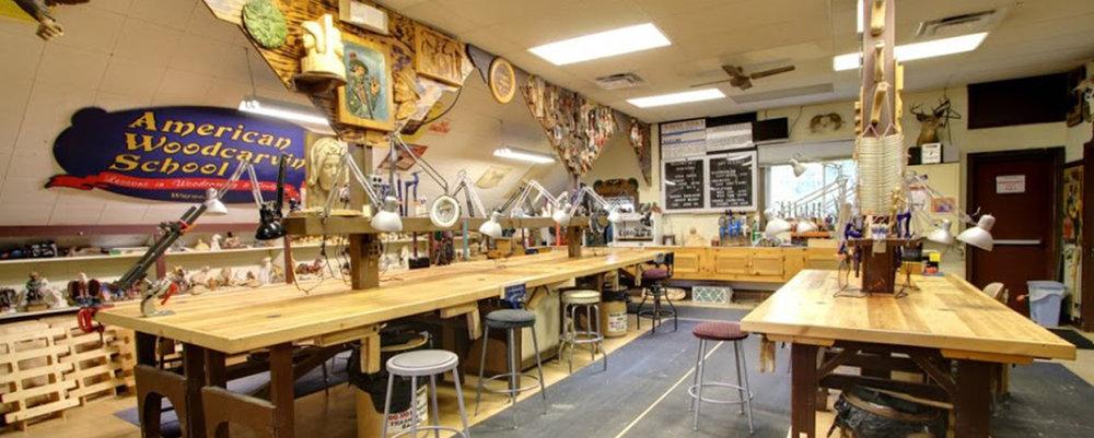 American Woodcarving & Art School