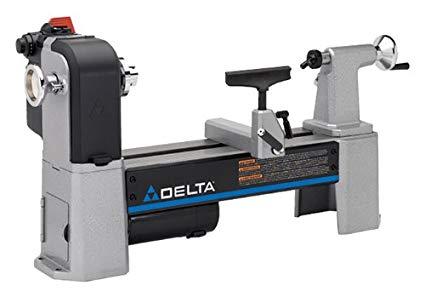 Delta Industrial 46-460 Midi Wood Lathe