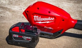 Milwaukee Quik-Lok M18 Fuel Power HeadMilwaukee Quik-Lok M18 Fuel Power Head