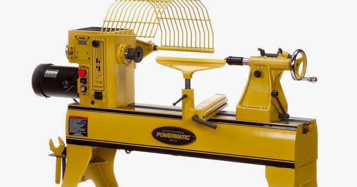 Powermatic Model 3520B Wood Lathe