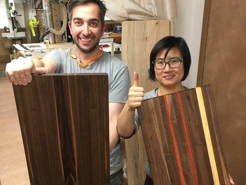 Ruby Pear woodworking seattle