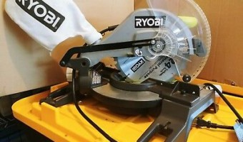 Ryobi 10 Miter Saw TS1345L Review [Why you should not buy it?]