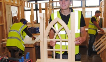 Woodwork Apprenticeships Liverpool | Carpentry, Setters & Joinery
