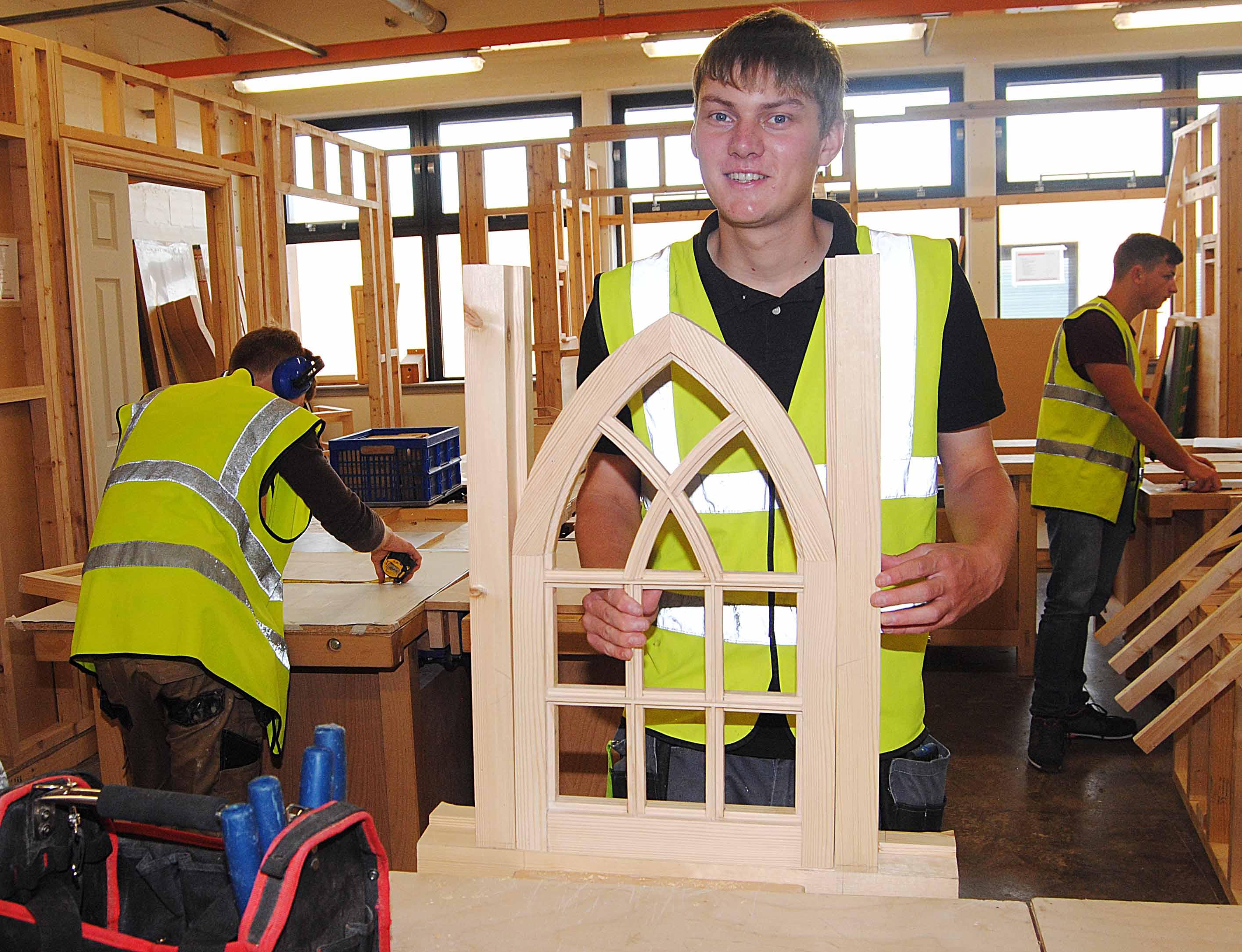 Woodwork Apprenticeships Liverpool