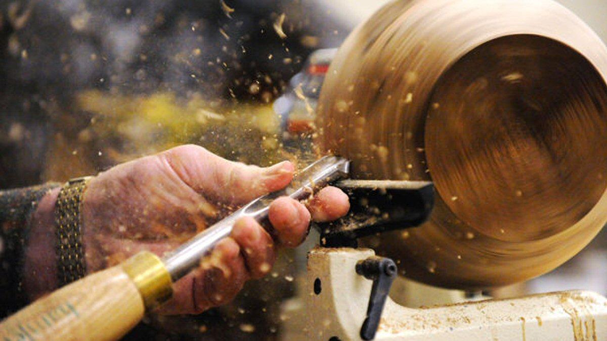 woodturning lathe