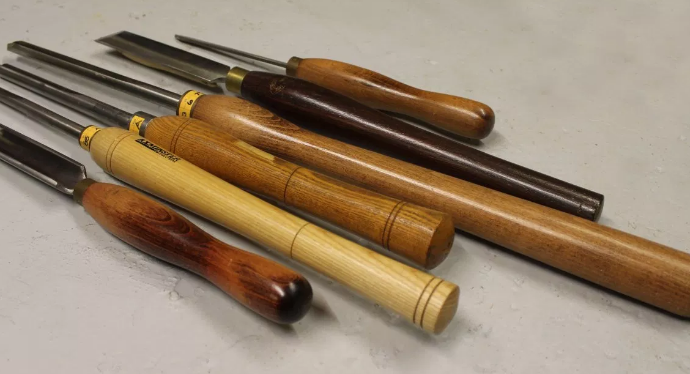 woodturning tools
