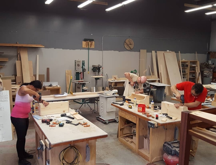 woodworking classes in new jersey