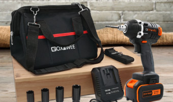 [Latest G5060] Goxawee 20v Electric Impact Gun | 5 Things that You should know