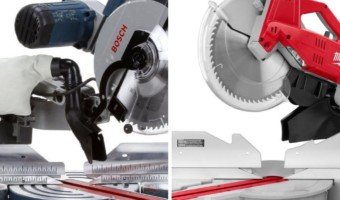 Bosch Gcm12sd vs Milwaukee 6955-20