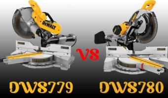Dws779 vs Dws780