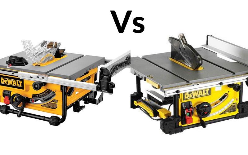 Dewalt dw745 vs dwe7491