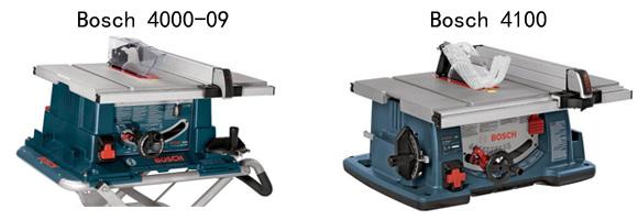 Bosch 4000 vs 4100