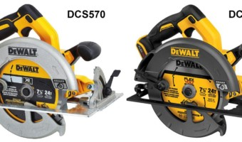 Dewalt Dcs570 vs Dcs575