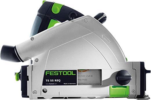 Bosch gkt 55 gce vs Festool ts 55