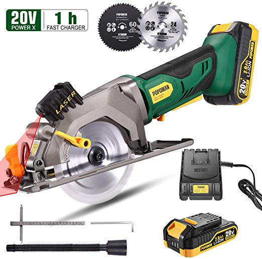 mini cordless circular saw