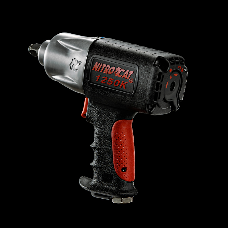 Nitrocat 1250k vs 1200k Air Impact Wrench Review