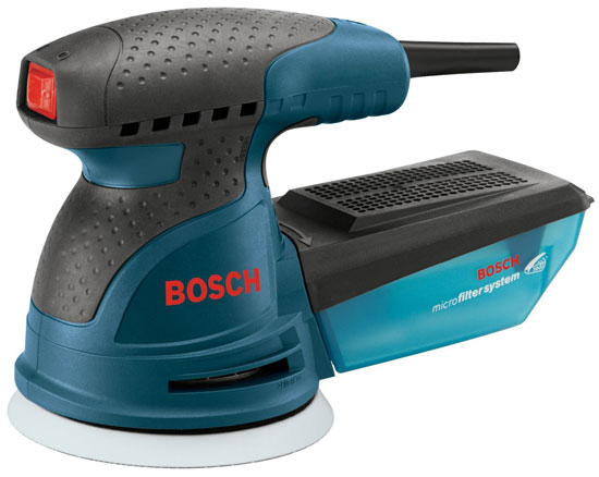 bosch orbital sander review