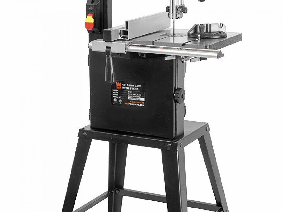 WEN 3962 Band Saw Review