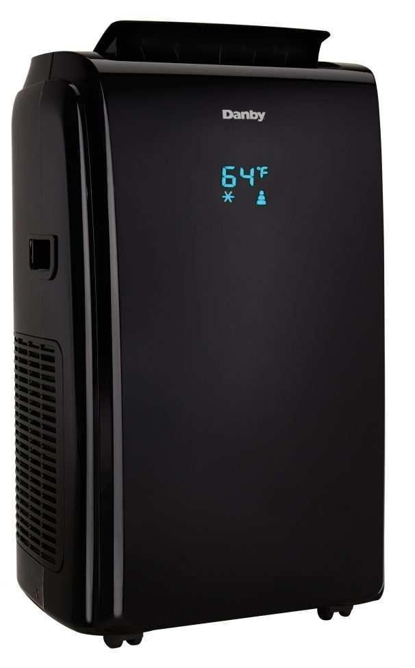 Danby Portable Air Conditioner 12,000 BTU Black