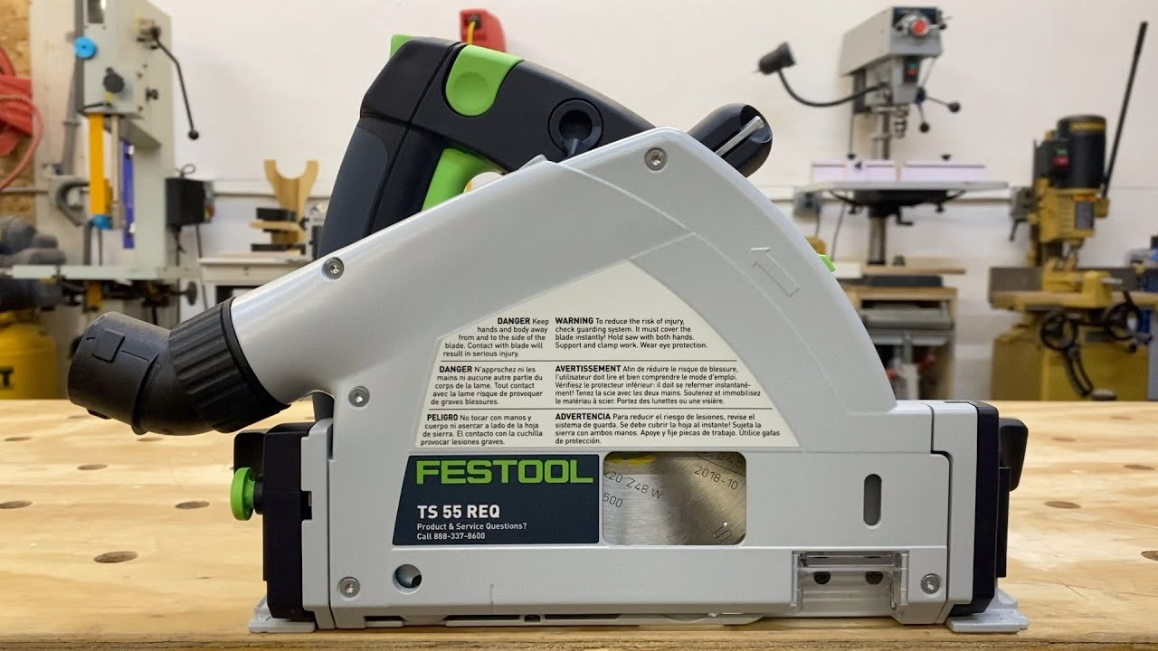 Festool TS 55 Review