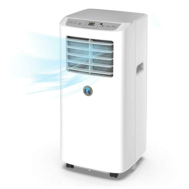 JHS 8,000 BTU 3-in-1 Portable Air Conditioner