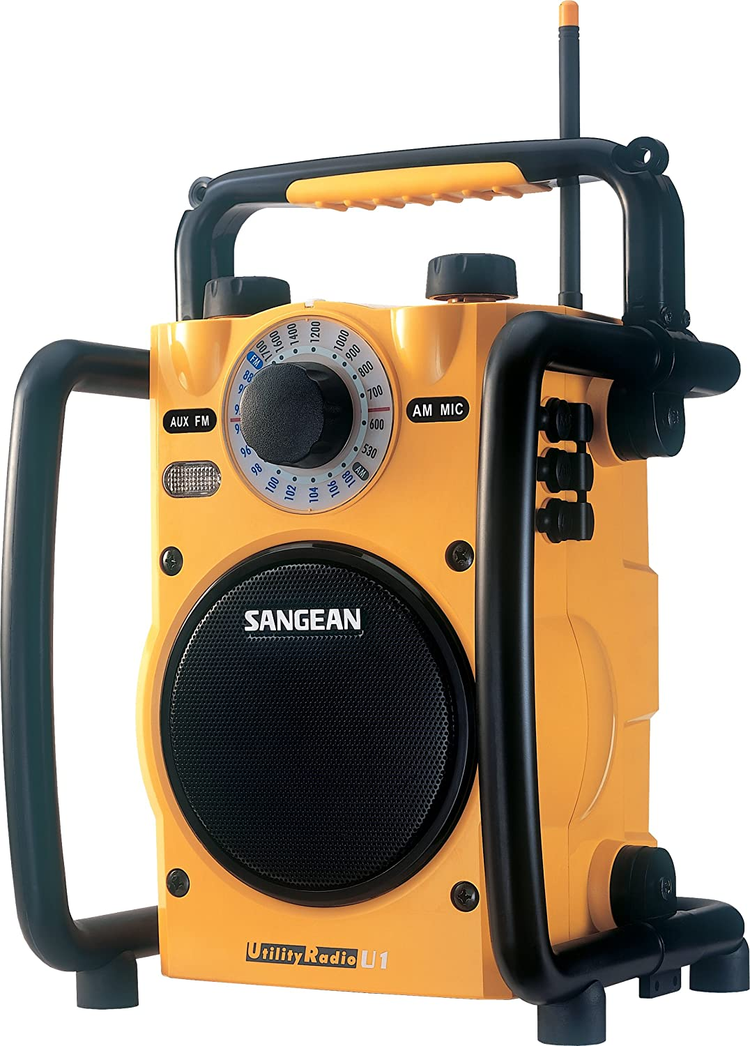Sangean Jobsite Radio U1 Review