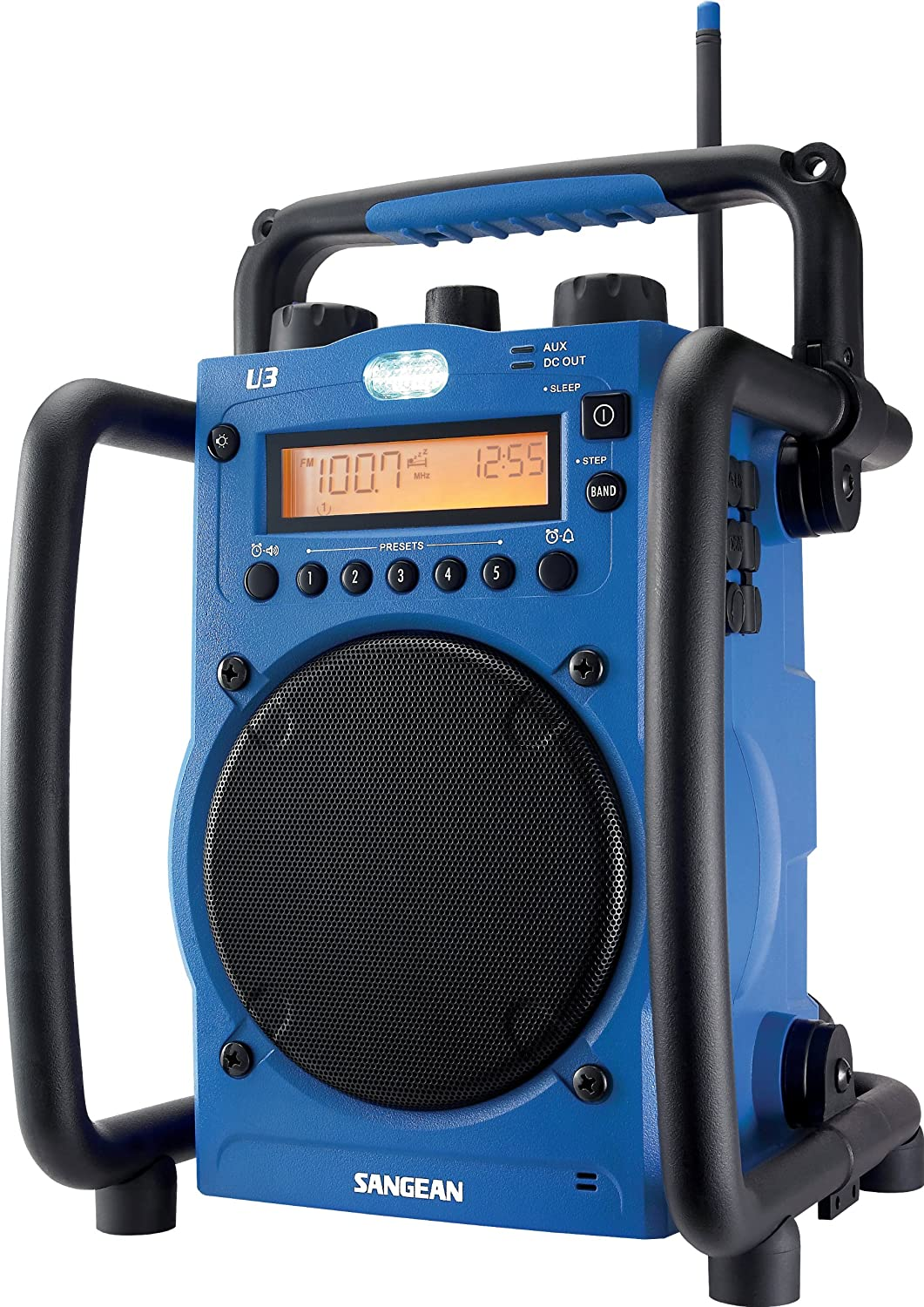 Sangean Jobsite Radio U3 Review