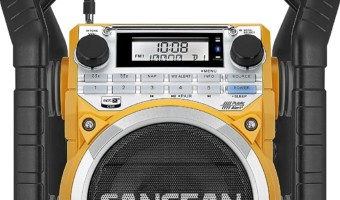 Sangean Jobsite Radio U4 Review
