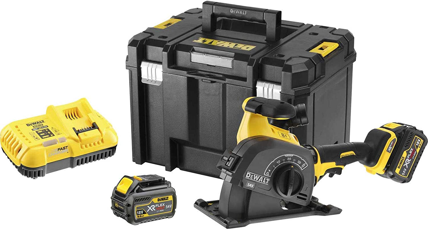 DeWalt DCG200 review