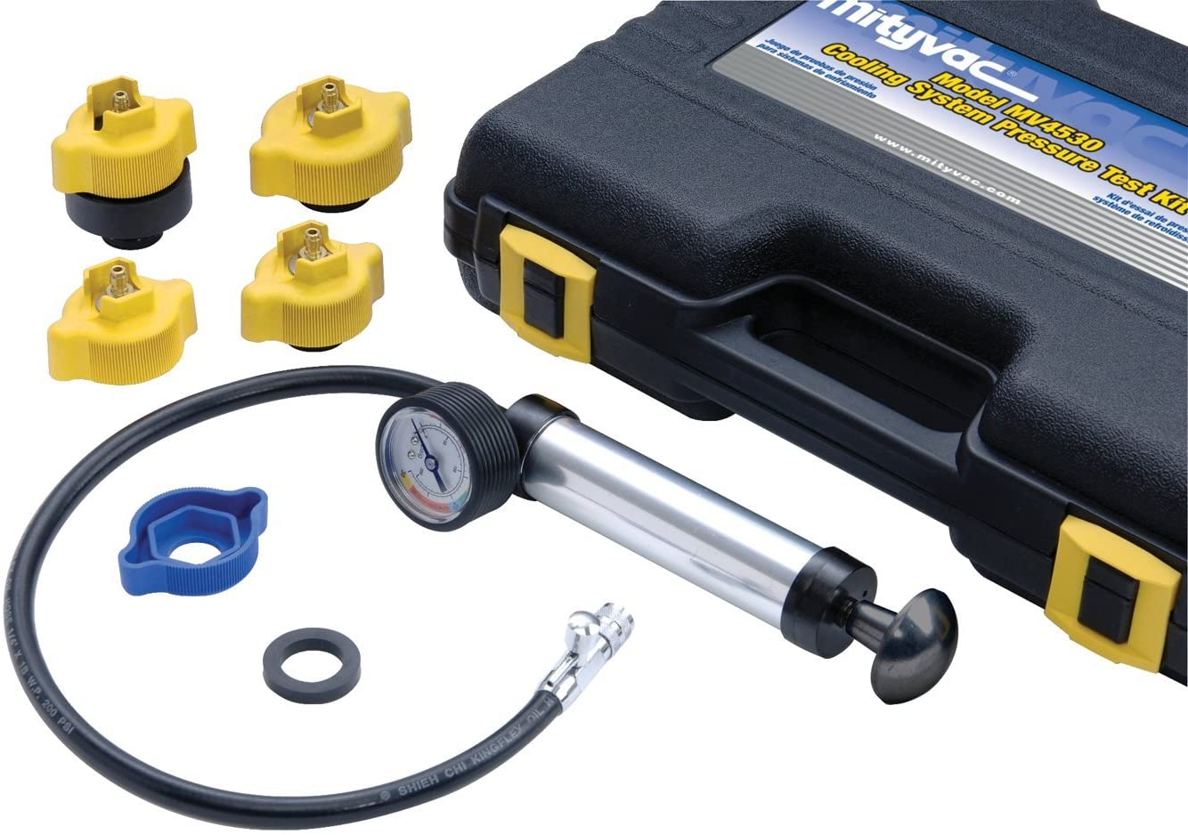 Mityvac MV4530 Cooling System Pressure Test Kit