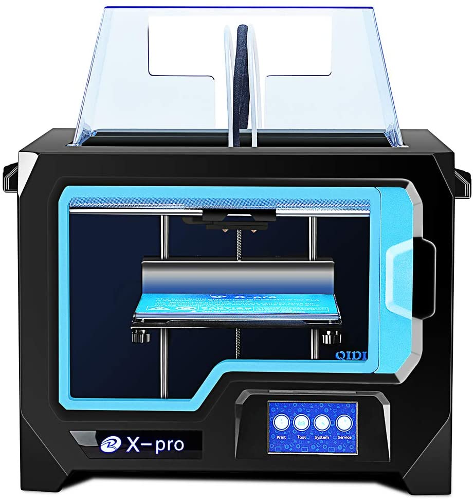 qidi 3d printer dual extruder