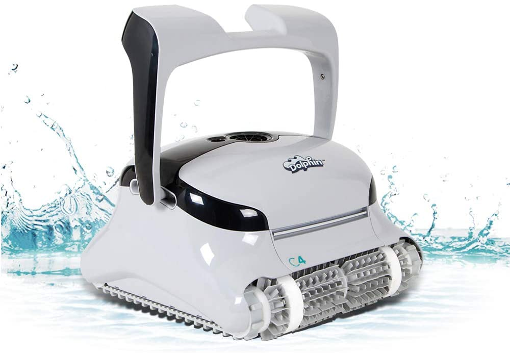 DOLPHIN C4 Commercial Robotic Pool Cleaner