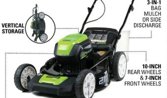 Greenworks GLM801601
