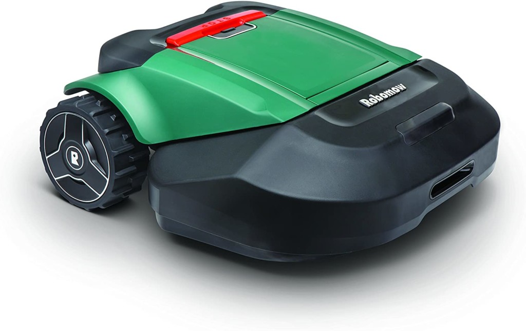 Robomow RS630 Battery Powered Robotic Lawn Mower (Green)