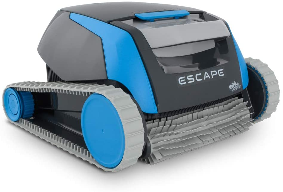 dolphin escape robot pool cleaner