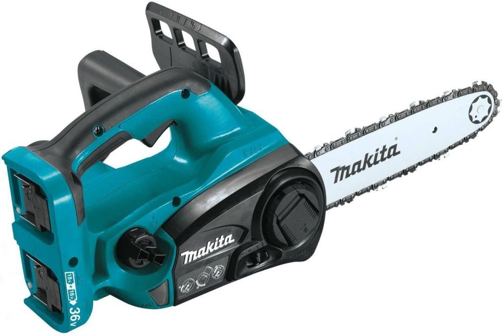 Makita XCU02Z 18V X2 (36V) LXT Lithium-Ion Cordless 12 Chain Saw, Tool Only