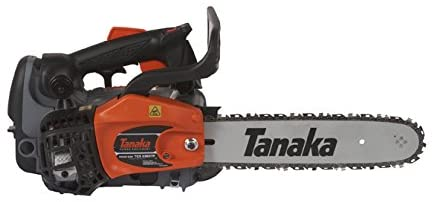 Tanaka TCS33EDTP:12 32.2cc 12-Inch Top Handle Chain Saw with Pure Fire Engine